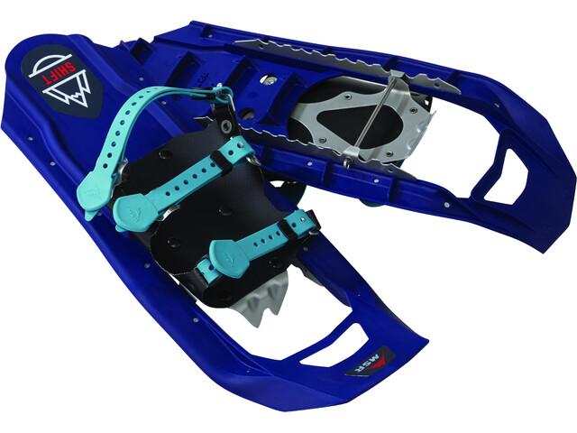 MSR Shift Snow Shoes Kids, tron blue
